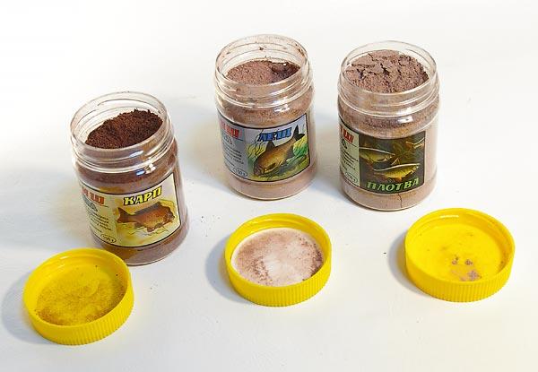Применяется как эффективная добавка в прикормки (10-20 гр.на 1 кг. прикорма